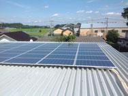 クリーンエネルギーを活用